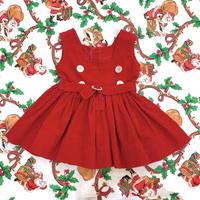 788.【USED】Sweet Red mini  Dress