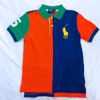 1128.【USED】Ralph Lauren Polo shirt Mix