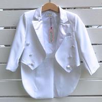 938.【USED】Off White Leotard Jacket
