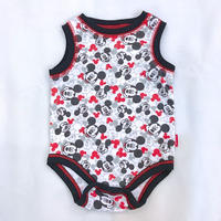 1665.【USED】Mickey Rompers