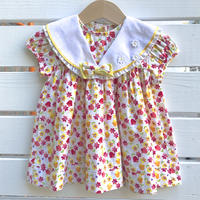 1063.【USED】Spring Flower Dress