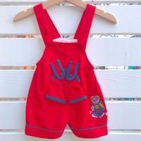 1090.【USED】Bear Rompers With Rompers