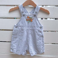 1032.【USED】Tiger Rompers