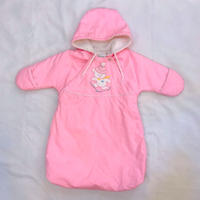 812.【USED】Pink Bear Outer Okurumi