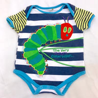 1455.【USED】THE VERY HUNGRY CATERPILLAR Rompers