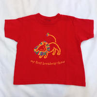 1700.【USED】THE LION KING T-shirts