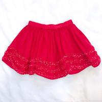 1501.【USED】Volume Frill Skirt