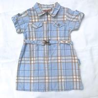 1588.【USED】Rose Ribbon Dress