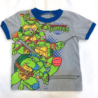 "1284.【USED】""TURTLES""  T-shirts"