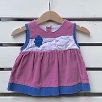 686.【USED】Sheep Farm Dress