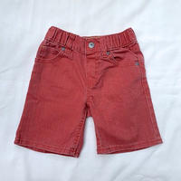 1749. 【USED】 Red short pants