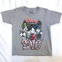 1310.【USED】2016 FLORIDA Disney  T-shirts