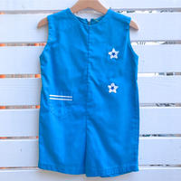 1106.【USED】Star Embroidery Rompers