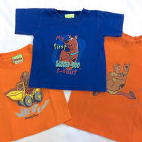 【USED】'Scooby-Doo!' T-shirts