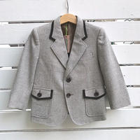 931.【USED】Staggered pattern Jacket