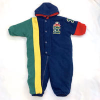 854.【USED】Sesame street  Football Outer Rompers