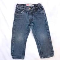 "1519.【USED】""LEVI'S""Denim long pants"