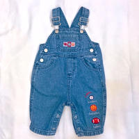 806.【USED】Sports Denim  Overall