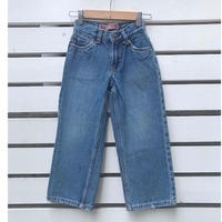 "671.【USED】""Levi's"" Denim long pants"