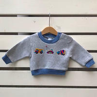 503.【USED】Colorful Transport  Sweat