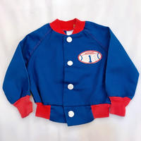1006.【USED】Baseball Jacket (made in U.S.A)