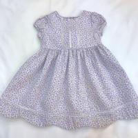 "1119.【USED】""LAURA ASHLEY"" Flower Dress"