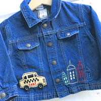 1055.【USED】Taxi Denim Jacket