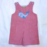 1141.【USED】Whale Rompers