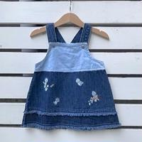 685.【USED】Little Bird Denim Dress