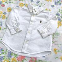 """【6mos】""""Ralph Lauren"""" Shirt 14."""