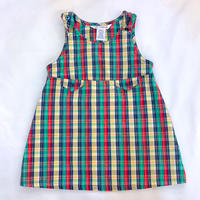 "1111.【USED】""GYMBOREE"" Colorful Dress"