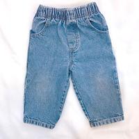 1524.【USED】Denim long pants
