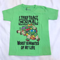 "1699.【USED】""TURTLES"" T-shirts"