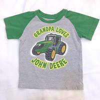 【24mos】 'JOHN DEERE' T-shirts 1256.