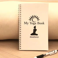 【リニューアル版】My Yoga Book 2冊 WHITE