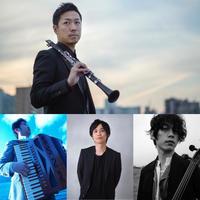 【中ヒデヒト】7/17 Quartet Concert  おひねりチケット2000円
