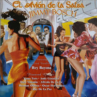 "【JIMMY BOSCH】ご本人サイン入り!""EL AVION DE LA SALSA""(CD)"