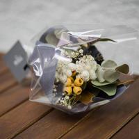 【中ヒデヒト】おひねりチケット・10,000円「TEN flower design オリジナルスワッグ」