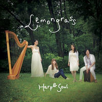 "【新井コルチ薫】Harp & Soul  ""Lemongrass""(CD)"