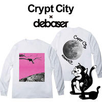 Crypt City【Crypt City x debaser Long Sleeve】