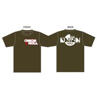 ONION HOLL  Charity T‐shirt【HIKUHODOSIMPLE】 シティグリーン