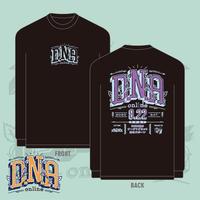 2020.8.22 『D.N.A -online-』ロングスリーブTシャツ(Black)