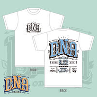 2020.8.22 『D.N.A -online-』Tシャツ(White)