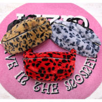 LEOPARD BODY BAG