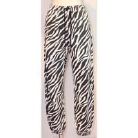 ZEBRA E-Z PANTS WHITE