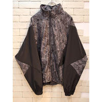 NYLON CAMO JKT GRAY
