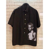S/S BOY SHIRTS BLACK