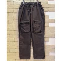 NYLON TECH PANTS BLACK