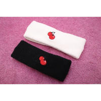 HEAD BAND  CHERRY