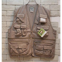 ROTHCO UNCLE MILTY TRAVEL VEST KHAKI